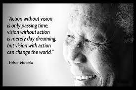 Vision and Mandela